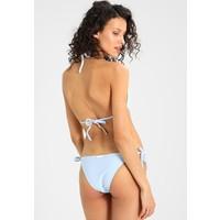 Heidi Klein TIE SIDE BOTTOM Dół od bikini baby blue HK381I002