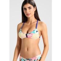 O'Neill FIXED TRIANGLE Góra od bikini blue/pink/purple ON581J00O