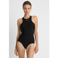 adidas Performance SWIM SUIT Kostium kąpielowy black AD581G018