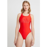 adidas Performance FIT SUIT Kostium kąpielowy actred AD181G002