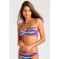 LASCANA WIRE BANDEAU Góra od bikini multicolor L8381D02A