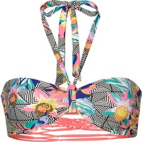 O'NEILL Sportowa góra bikini 'PW REVERSIBLE BANDEAU TOP' ONI0864001000003