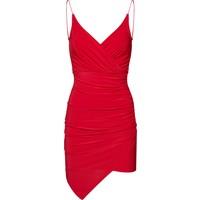 Missguided Sukienka 'STRAPPY SLINKY WRAP' MGD0128001000004