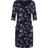 Ragwear Sukienka 'Tanya Flowers' RAG0330001000003