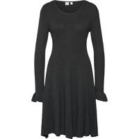 Gap Sukienka z dzianiny 'RUFFLE SLEEVE DRESS' GAP1101001000004
