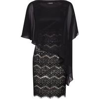 SWING Sukienka koktajlowa 'Kleid - Spitze/ Chiffon' SWG0156001000001
