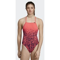 adidas Performance PRO COLLAB SWIMSUIT Kostium kąpielowy red AD581G02H