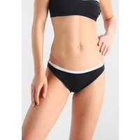 Calvin Klein Swimwear NOS LOGO CLASSIC BIKINI Dół od bikini black C1181I000