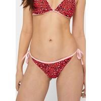Pieces Dół od bikini high risk red PE381I00M