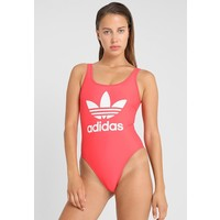 adidas Performance SWIMSUIT Kostium kąpielowy pink AD581G01E