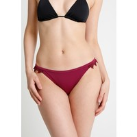 Hunkemöller ARABESQUE TANGA Dół od bikini red HM181I01M