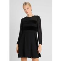 Tommy Hilfiger LEILA DRESS Sukienka letnia black TO121C08E