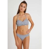 Anna Field SET Bikini dark blue/white AN681L009