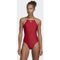 adidas Performance COLORBLOCK FITNESS SWIMSUIT Kostium kąpielowy red/blue AD581G035