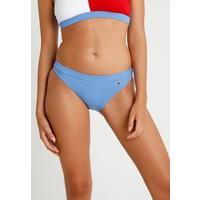 Tommy Hilfiger TRUE TOMMY CLASSIC FLAG Dół od bikini blue TO181I001