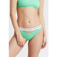 Calvin Klein Swimwear CK LOGO CLASSIC Dół od bikini spring bouquet C1781I00V