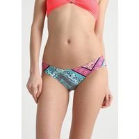 O'Neill HIPSTER CHEEKY BOTTOM Dół od bikini green/pink/purple ON581I00H