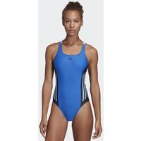 adidas Performance COLORBLOCK SWIMSUIT Kostium kąpielowy blue AD581G03D