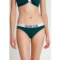 Calvin Klein Swimwear INTENSE POWER CLASSIC BIKINI Dół od bikini green C1781I002