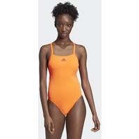 adidas Performance PRO LIGHT SOLID SWIMSUIT Kostium kąpielowy orange AD581G03K