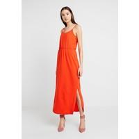 JDYAUSTIN TREATS LONG STRAP DRESS Długa sukienka orange JY121C080