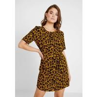 JDYUTRECHT MILO DRESS Sukienka letnia golden brown JY121C09F