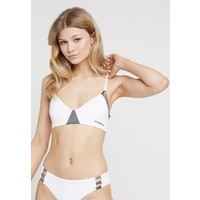 O'Neill CAIPI LOGO Góra od bikini super white ON581J013