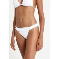Vero Moda VMFUSCHIA TANGA MONO Dół od bikini bright white VE181I00E