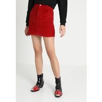 New Look UTILITY POCKET SKIRT Spódnica mini red NL021B0BE