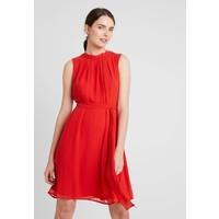 Esprit Collection NEW FLUID Sukienka koktajlowa orange red ES421C0XX