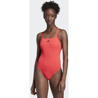 cb791bd3fdd8cb adidas Performance PRO LIGHT SOLID SWIMSUIT Kostium kąpielowy red AD581G03B