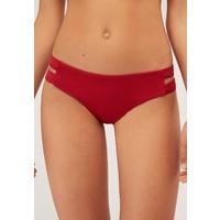 OYSHO JOIN LIFE Dół od bikini red OY181I06A