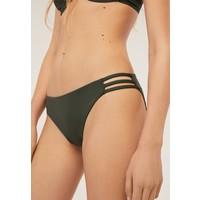 OYSHO MIT BANDDETAIL Dół od bikini green OY181I06L