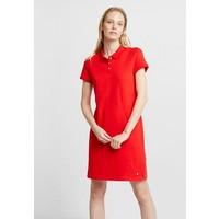 Esprit POLO DRESS Sukienka letnia red ES121C0QO