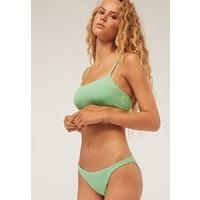 OYSHO Dół od bikini green OY181I08I