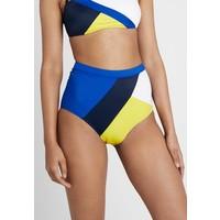 Tommy Hilfiger ARCHIVE Dół od bikini blue/yellow/white TO181I01F