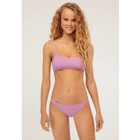 OYSHO BRAZILIAN Dół od bikini mauve OY181I08H