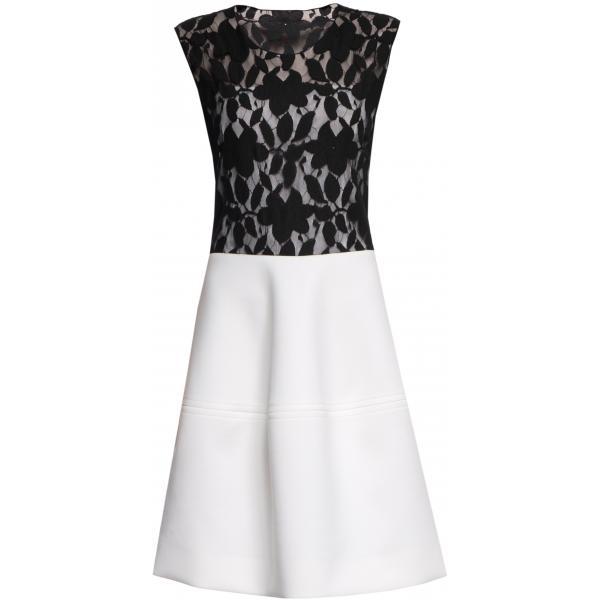 97bdb2a956 Hexeline Sukienka z koronkową górą 00085 15 - UbierzmySie.pl
