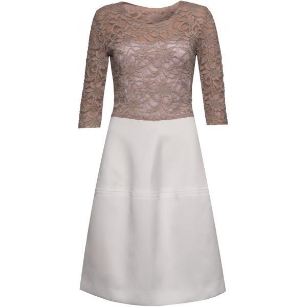 1183f6ef72 Hexeline Sukienka z koronkową górą 00314 15 - UbierzmySie.pl