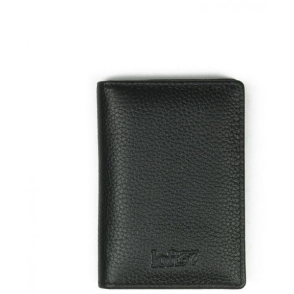 9f27cb78fd578 Loft37 Portfel na karty kredytowe czarny - UbierzmySie.pl