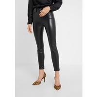The Kooples Spodnie materiałowe black THA21A01D