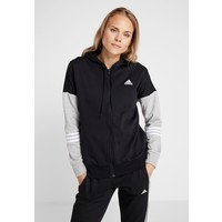 adidas Performance ENERGIZE SET Dres black/medium grey heather/white AD541K02D