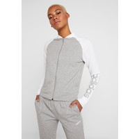 adidas Performance NEW MARK SET Dres medium grey heather/white AD541K025