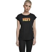 Merchcode Koszulka 'Kiss' MEC0009001000002