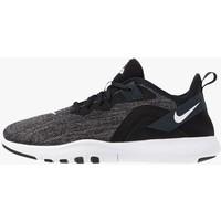 Nike Performance FLEX TRAINER 9 Obuwie do biegania Stabilność black/white/anthracite N1241A0SY