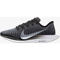 Nike Performance ZOOM PEGASUS TURBO 2 Obuwie do biegania treningowe black/white/gunsmoke/atmosphere grey N1241A0UV