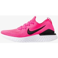 Nike Performance EPIC REACT FLYKNIT 2 Obuwie do biegania treningowe pink blast/black/white N1241A0S2