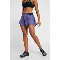 Nike Performance TEMPO SHORT AIR Krótkie spodenki sportowe voltage purple/black N1241E0U4