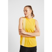 adidas Performance 3S TANK Top active gold/white AD541D1BI