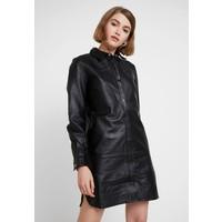 Object OBJNIMA Sukienka koszulowa black OB121C0I0